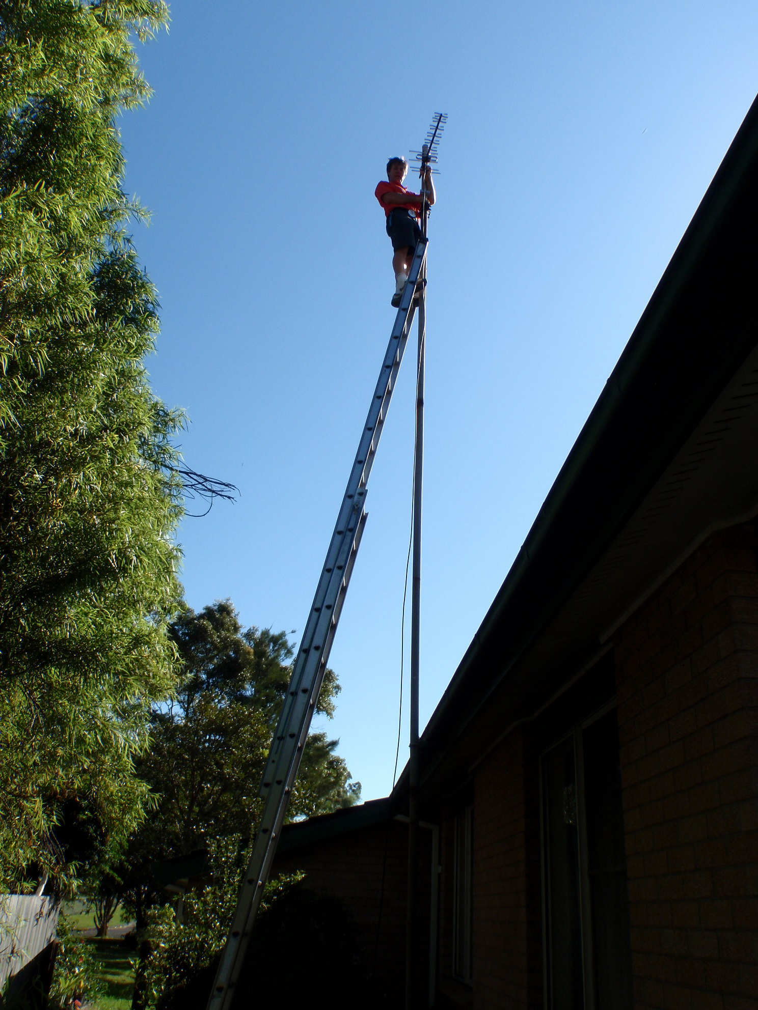 Tv Antenna Nowra installation